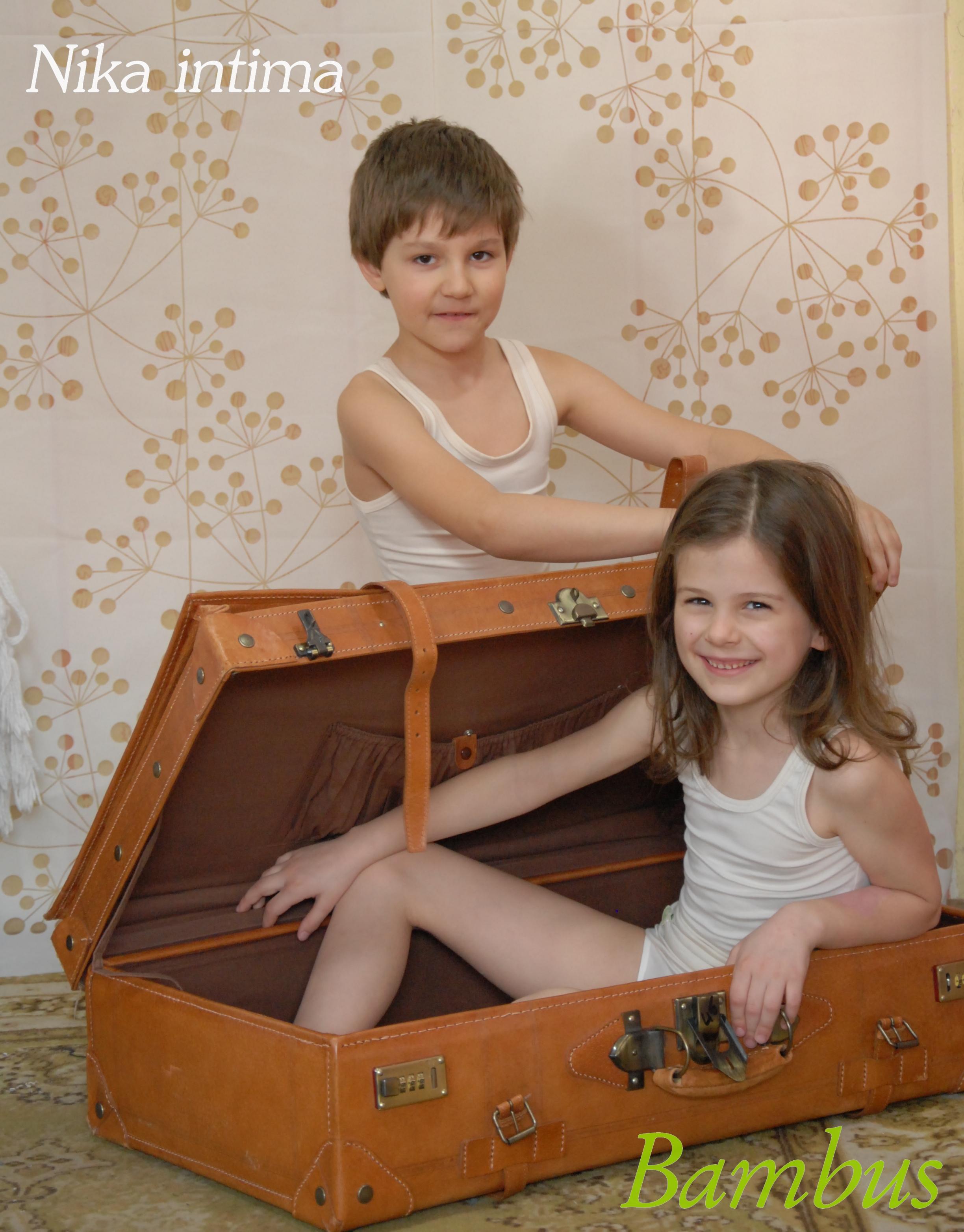 Detské prádlo Nika intima